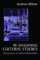 Re imagining Cultural Studies PDF