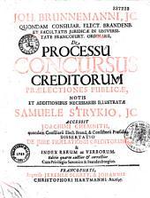 Tractatus juridicus de inquisitionis processu, jam tertia vice in lucem editus et plurimum auctus a Johanne Brunnemanno, ...