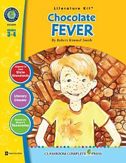 Chocolate Fever   Literature Kit Gr  3 4 Book