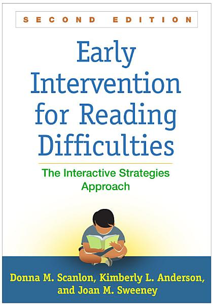 Early Intervention for Reading Difficulties  Second Edition