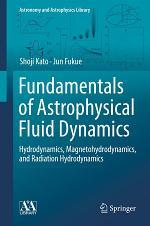 Fundamentals of Astrophysical Fluid Dynamics
