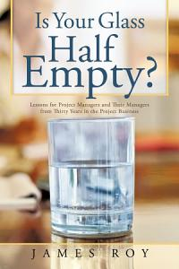 Is Your Glass Half Empty  Book