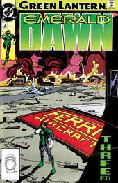 Green Lantern: Emerald Dawn (1989-) #3
