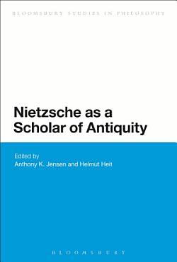 Nietzsche as a Scholar of Antiquity PDF
