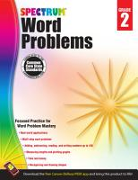 Word Problems  Grade 2 PDF