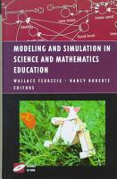 Modeling and Simulation in Science and Mathematics Education PDF