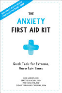 The Anxiety First Aid Kit PDF