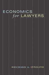 Economics for Lawyers