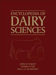 Encyclopedia Of Dairy Sciences Book PDF