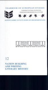 Nation Building and Writing Literary History