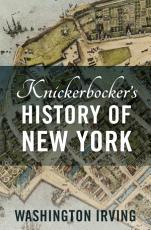Knickerbocker s History of New York PDF