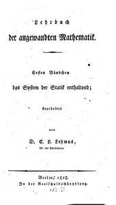 Lehrbuch der angewandten Mathematik