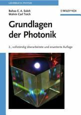 Grundlagen der Photonik PDF