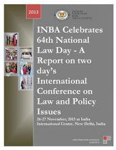 INBA Report on Indian Law: Current Legal issue India