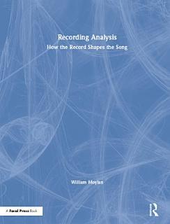Recording Analysis Book