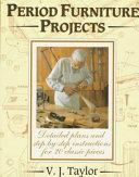 Period Furniture Projects