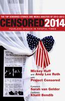 Censored 2014 PDF
