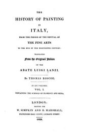 The schools of Florence and Siena.- v.2. The schools of Rome and Naples.-v.3. The school of Venice.-v.4. The schools of Lombardy, Mantua, Modena, Parma, Cremona, and Milan.-v.5. The schools of Bologna, Ferrara, Genoa, and Piedmont.-v.6. The indexes