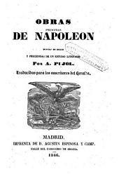 Obras escogidas de Napoleon