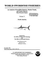 World Swordfish Fisheries PDF