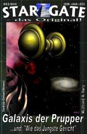 """STAR GATE 043-044: Galaxis der Prupper: ...und """"Wie das Jüngste Gericht"""