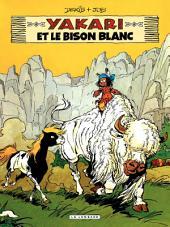 Yakari - tome 02 - Yakari et le bison blanc