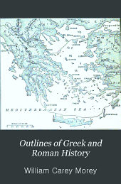 Outlines of Greek and Roman history