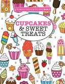 Gorgeous Colouring For Girls   Cupcakes   Sweet Treats