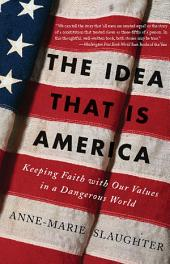 The Idea That Is America: Keeping Faith with Our Values in a Dangerous World
