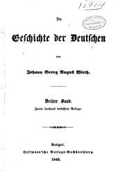 Die Geschichte der Deutschen ...