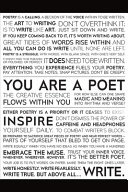 Poet s Notebook for Poets  Writers   Authors   The Poetry Manifesto   Blank Lined Journal PDF