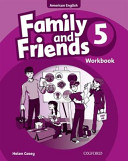 FAMILY AND FRIENDS  5 WORK BOOK  PDF