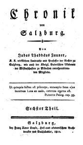 Chronik von Salzburg: 6