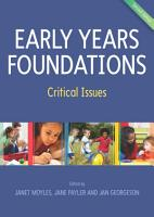 Early Years Foundations PDF