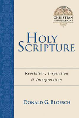 Holy Scripture PDF