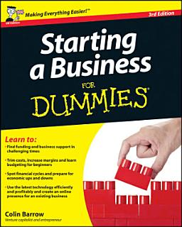 Starting a Business For Dummies Book