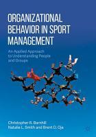 Organizational Behavior in Sport Management PDF