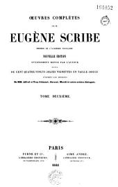Oeuvres complètes de M. Eugène Scribe...