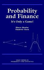Probability and Finance PDF