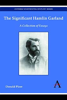 The Significant Hamlin Garland Book