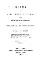 Ruins of Ancient Cities: Marathon-Tyre