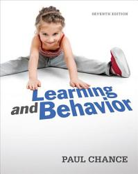 Learning And Behavior Book PDF