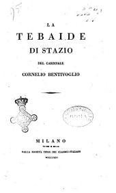 La Tebaide di Stazio del cardinale Cornelio Bentivoglio