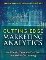 Cutting Edge Marketing Analytics PDF