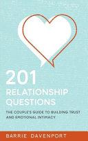 201 Relationship Questions