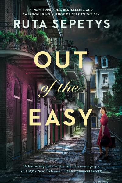 Download Out of The Easy Book