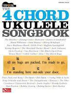 The 4-Chord Ukulele Songbook