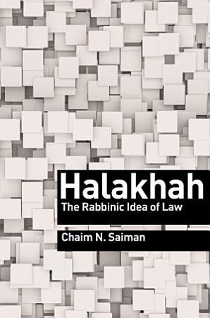 Halakhah PDF