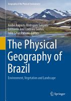 The Physical Geography of Brazil PDF