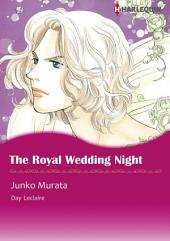 THE ROYAL WEDDING NIGHT: Harlequin Comics